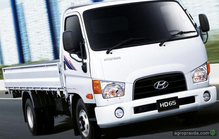 Для фермеров действуют выгодные цены на коммерческие автомобили HYUNDAI