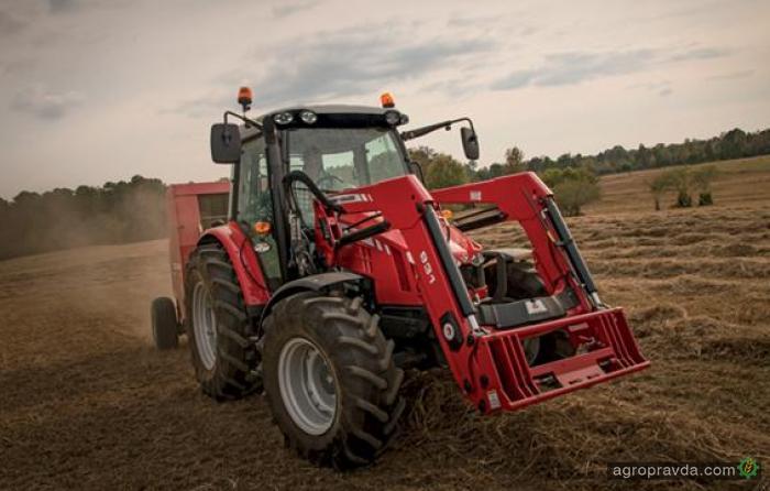 Massey-Ferguson расширил линейку тракторов серии 5600