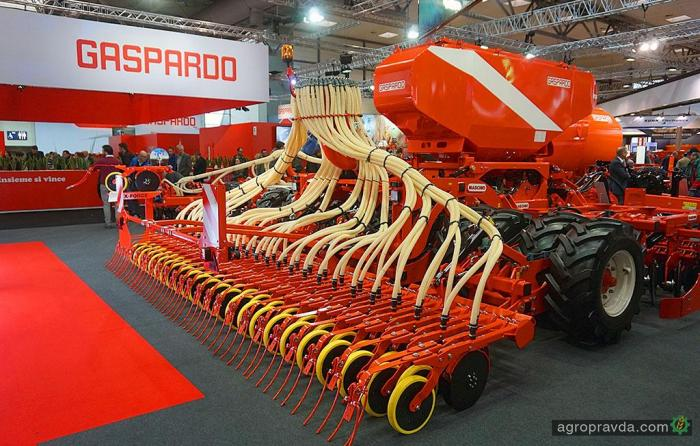 Maschio Gaspardo представил обновленный посевной комплекс Corona X-Force