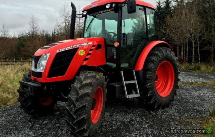 Все особенности трактора Proxima Plus 110. Видео