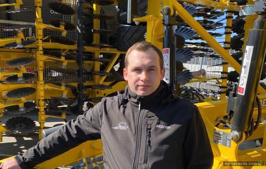 Bednar розширив свою команду в Україні