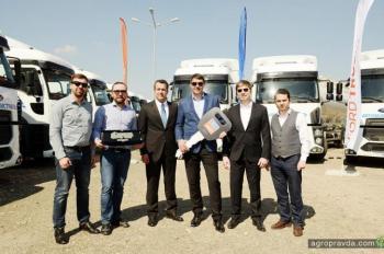 Украинская компания закупила 60 самосвалов Ford