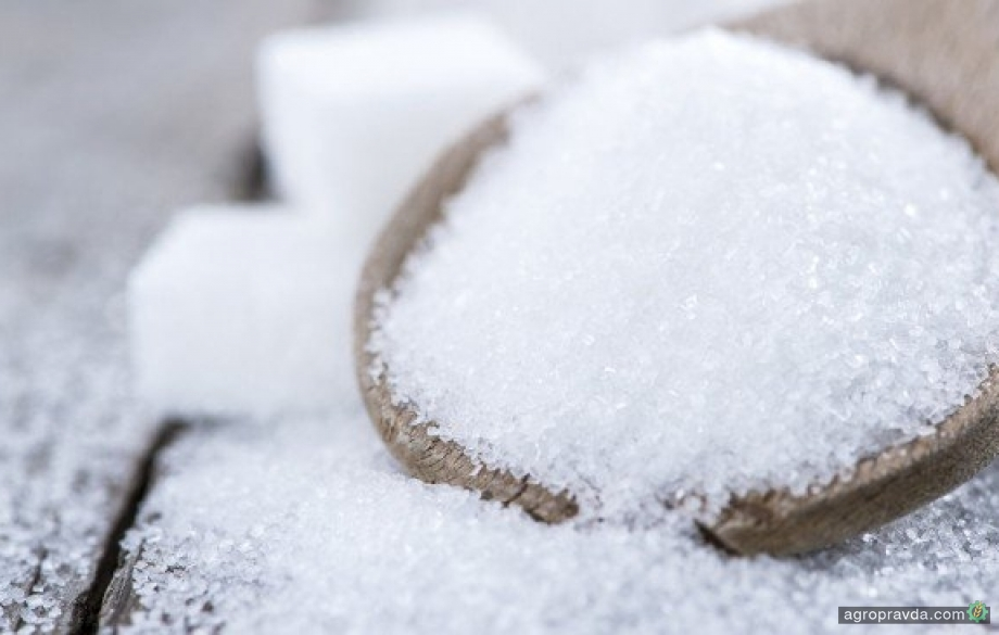 В Украине произведено почти 400 тысяч тонн сахара
