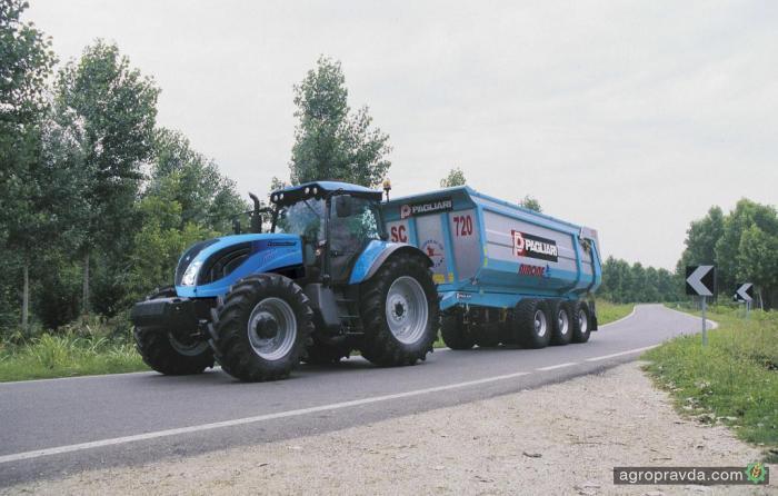 Landini представляет новые трактора 7-й серии