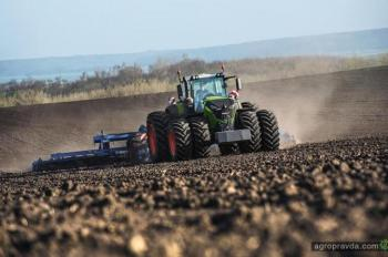 FENDT 1050 Vario признали самым мощным и экономичным трактором