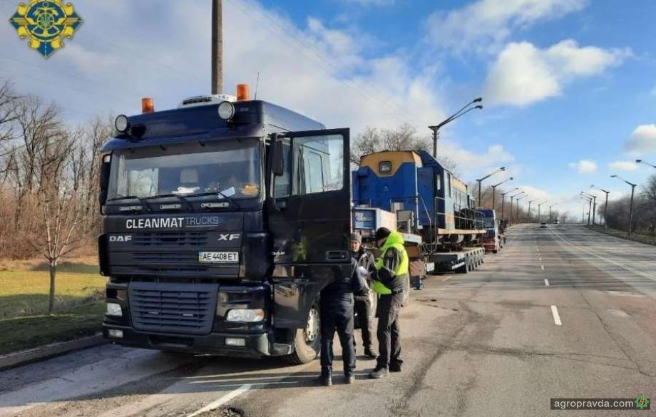 Рада посилила штрафи за перевантаження на дорогах