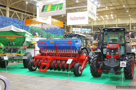 Какую интересную сельхозтехнику посмотреть на выставке «АгроВесна 2021» в Киеве. Фото