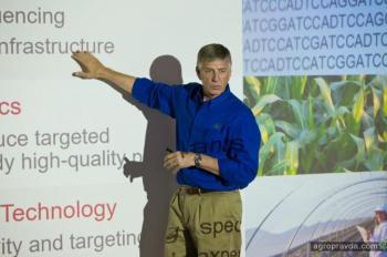 В DuPont Pioneer рассказали о будущем сельского хозяйства
