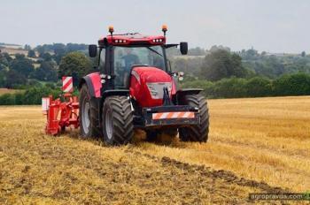 В Украине тестируют «топовый» трактор McCormick