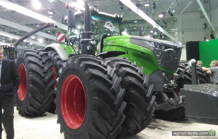 Кто стал трактором года 2016