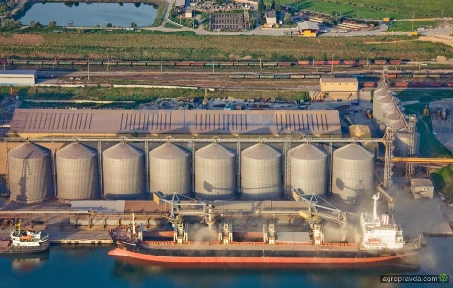 Украинские зерновые терминалы недополучат $100 млн в первом полугодии 2021 г.