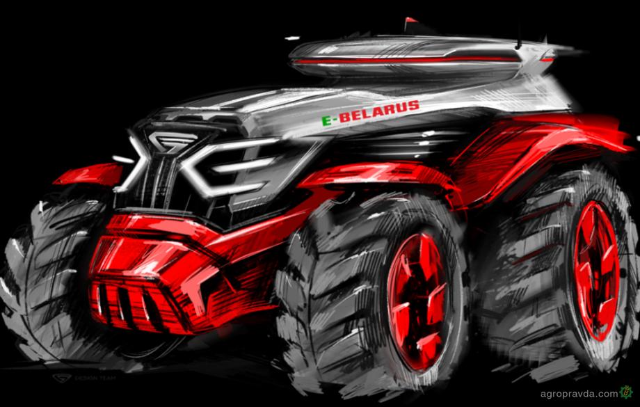 МТЗ начал разрабатывать беспилотные трактора