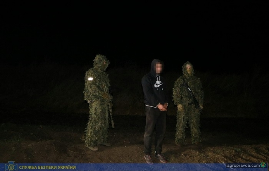 СБУ задержала контрабандистов сельскохозяйственной химии