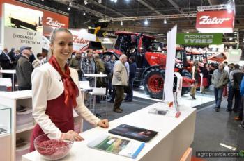 Zetor представил все новинки тракторов. Фото