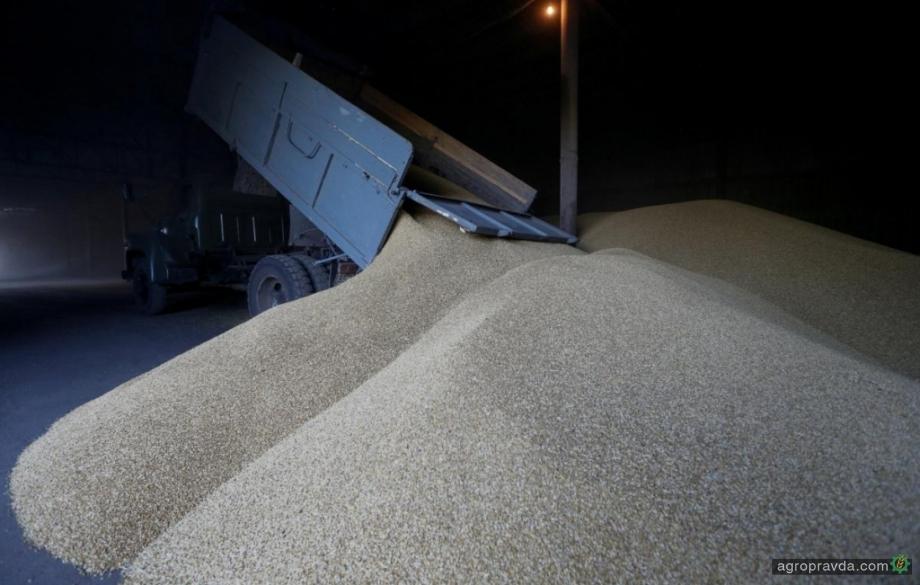 Украина увеличила экспорт агропродукции в Азию