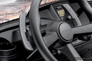 Honda выпустила новый мотовездеход Pioneer 500