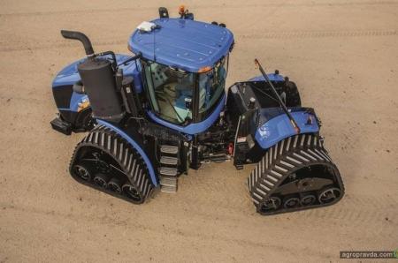 New Holland назвал 3 причины выбрать трактор Т9