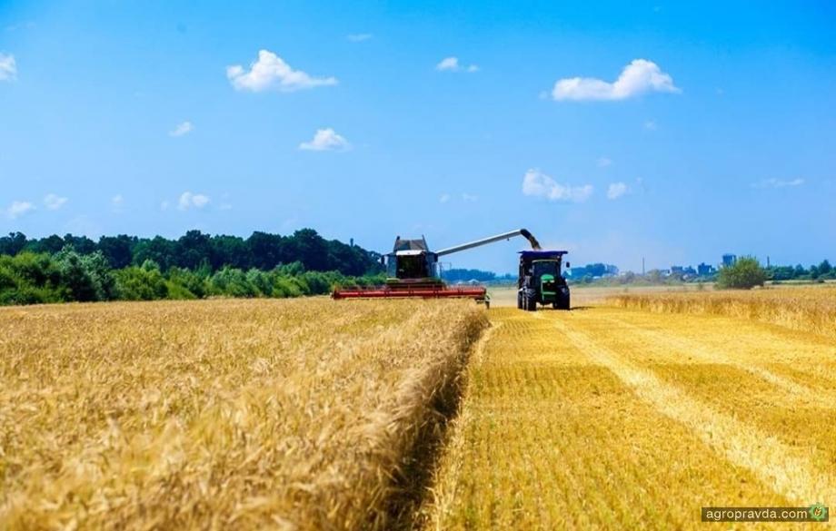 «Западный Буг» опубликовал результаты урожайности разных сортов пшеницы