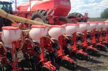 Какие сеялки показали на Дне агротехнологий под Киевом