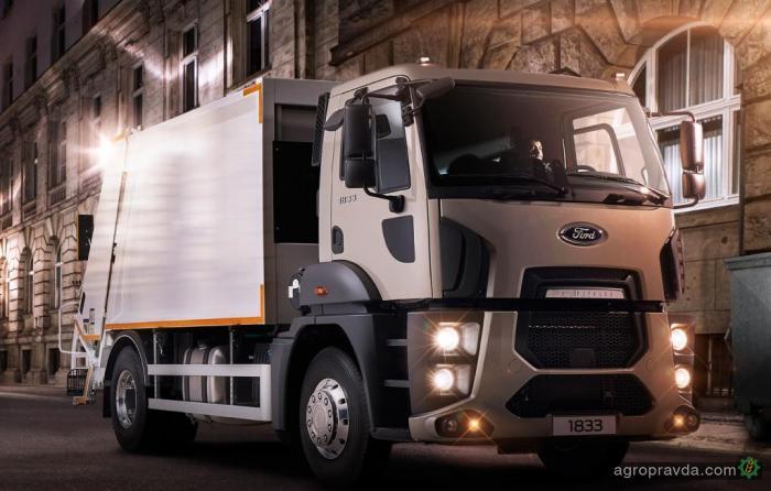 АВТЕК представит новую технику на шасси Ford и МАЗ