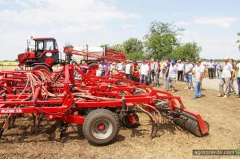 ELVORTI представила новинки на ежегодном Дне Поля «Агро-Сервис»