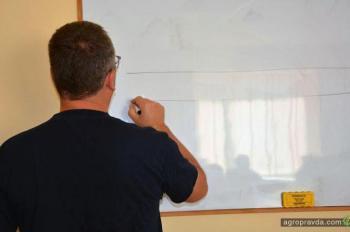Инженеры АСА «Астра» прошли обучение технике Trimble и Bogballe