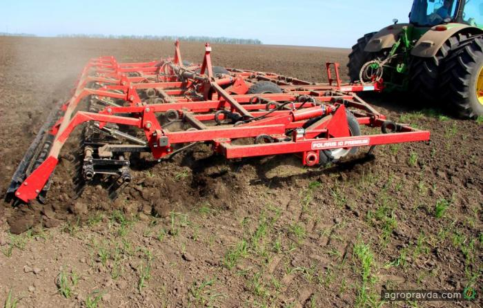 Аграрии по программам господдержки приобрели технику на 113 млн.