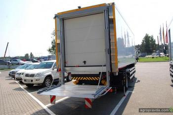 IVECO в Украине готова предложить любые нестандартные спецавтомобили