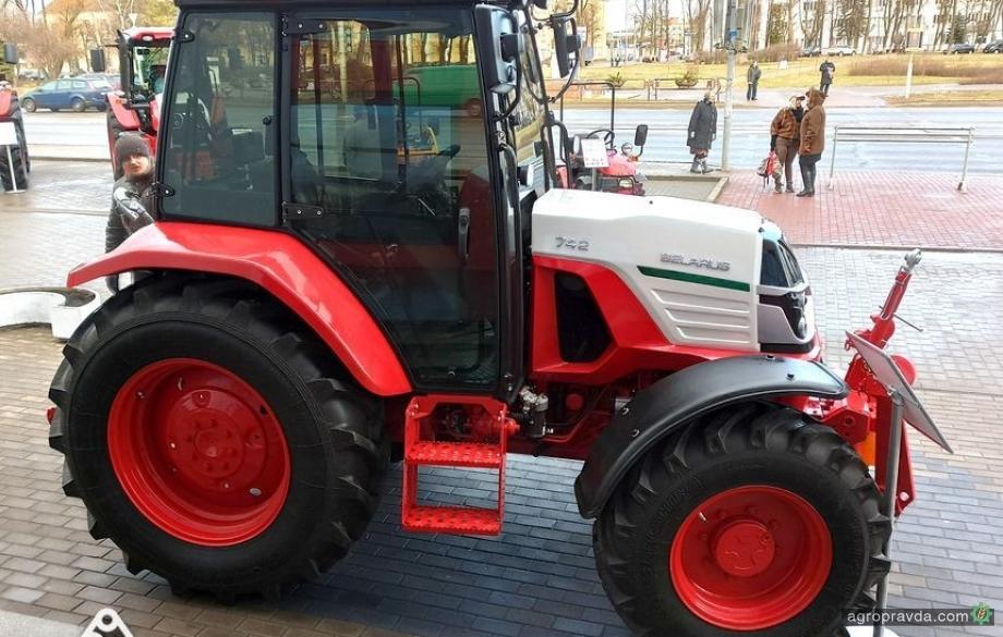 Наследника МТЗ-80 будут выпускать не в Минске