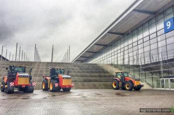 Первые фото выставки Agritechnica-2017