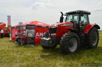 Чем удивляла АМАКО на экспо-фесте AGROSHOW 2018