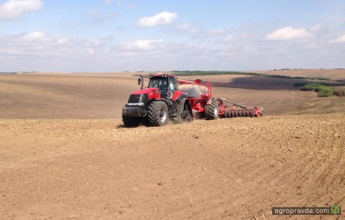 До конца 2016 г. в Украине должны принять закон о купле-продаже земли