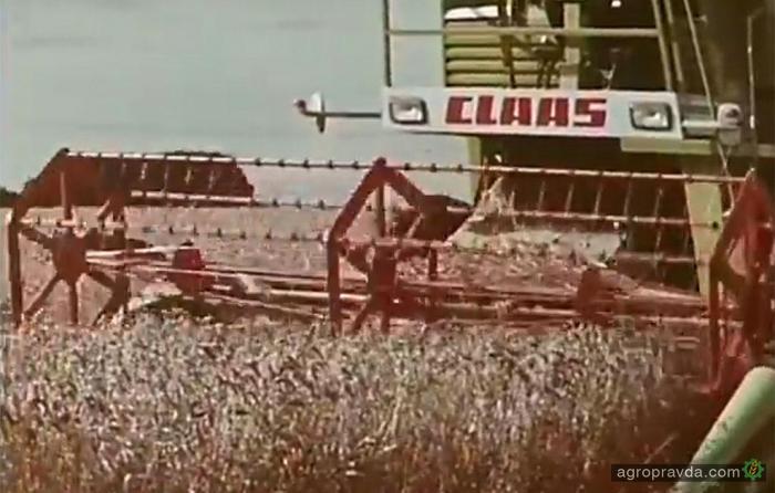 Как рекламировали сельхозтехнику 50 лет назад. Видео