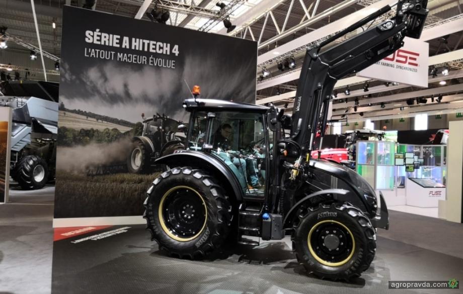 Трактор Valtra А-серии признан «Трактором Года»