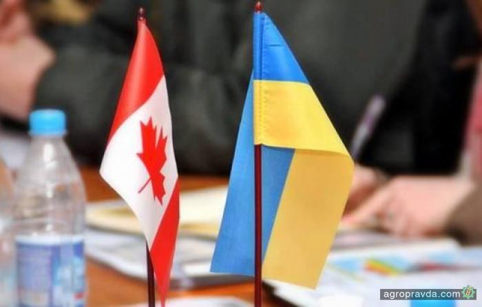 Экспорт украинских товаров в Канаду вырос на 70%