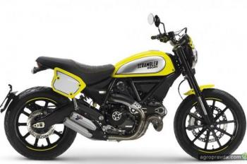 Представлен еще более доступный Scrambler Ducati