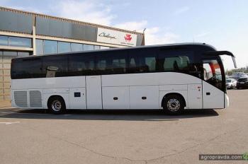 IVECO выходит в Украине в премиальный автобусный сегмент