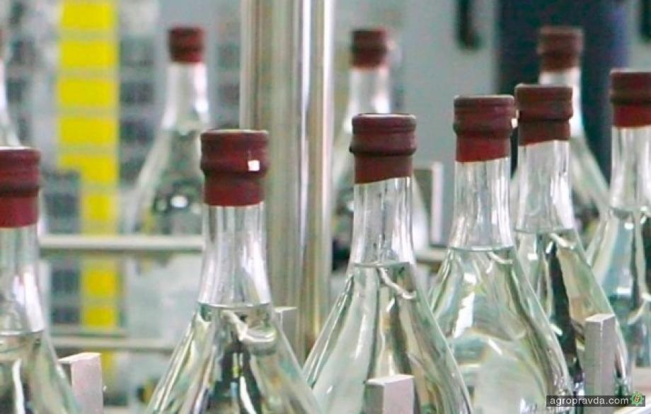 В Украине появится первый частный спиртзавод