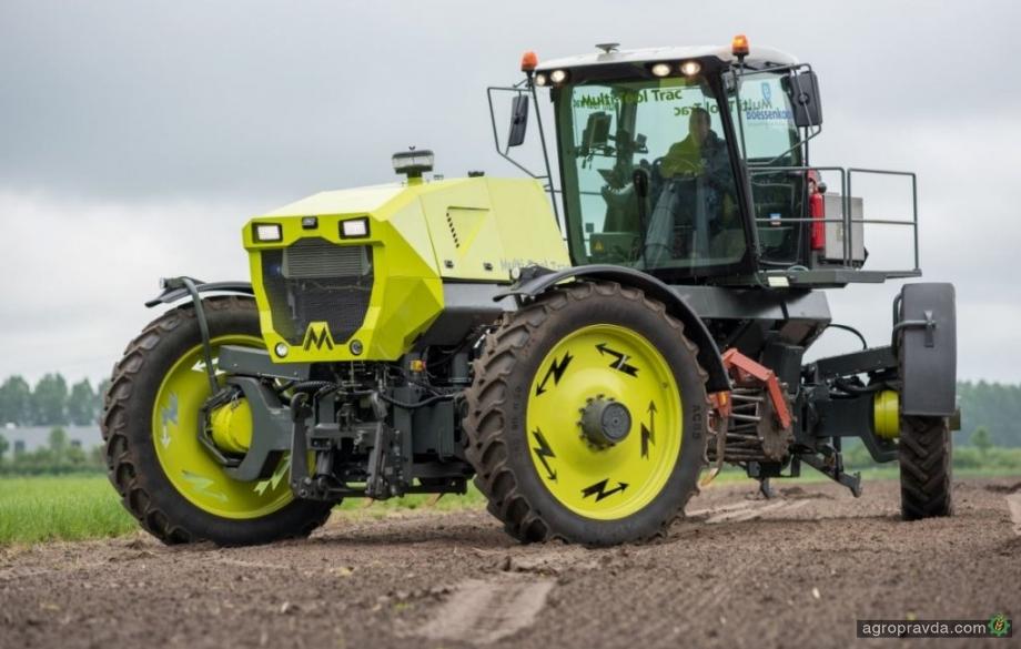 Обанкротился производитель инновационных гибридных тракторов
