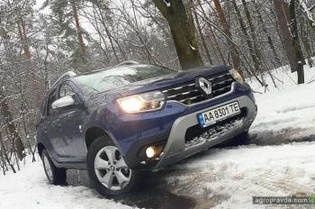 В Украине представили главный SUV для аграриев