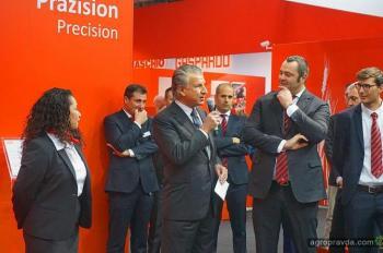 Maschio Gaspardo открывает новую эру высокоскоростного точного высева