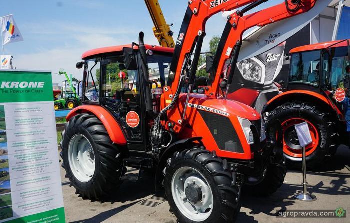 Как выбрать оптимальный трактор для хозяйства. Видео