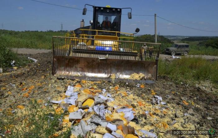 В РФ решили отказаться еще от ряда продуктов