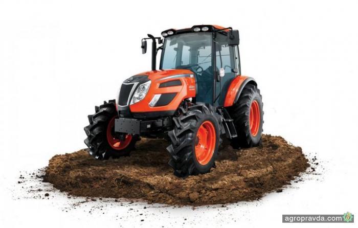 Kioti расширил линейку тракторов PX