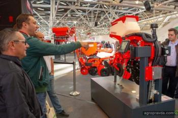 Maschio Gaspardo представил 60 единиц сельхозтехники на EIMA