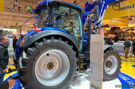 New Holland расширил линейку тракторов T5