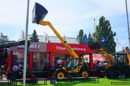 Titan Machinery представил флагманов Case IH на Агро-2019