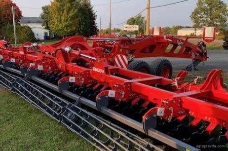 Lozova Machinery наращивает поставки техники в Канаду