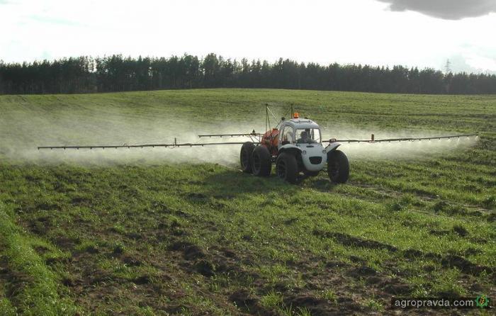 Что заменит аграриям запрещенные российские СЗР
