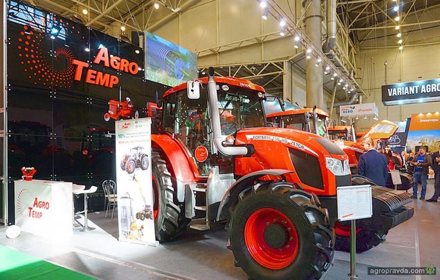 «Агро-Темп» предлагает программы финансирования сельхозтехники